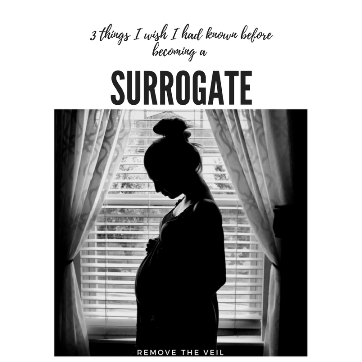 3 things surrogate